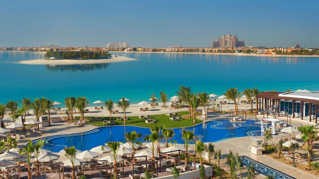 Waldorf Astoria Dubai Palm Jumeirah - Dubai