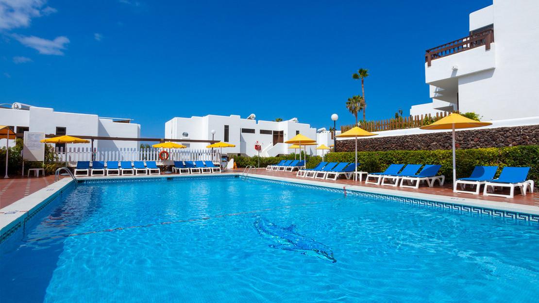 Paraiso Del Sol Apartments - Tenerife