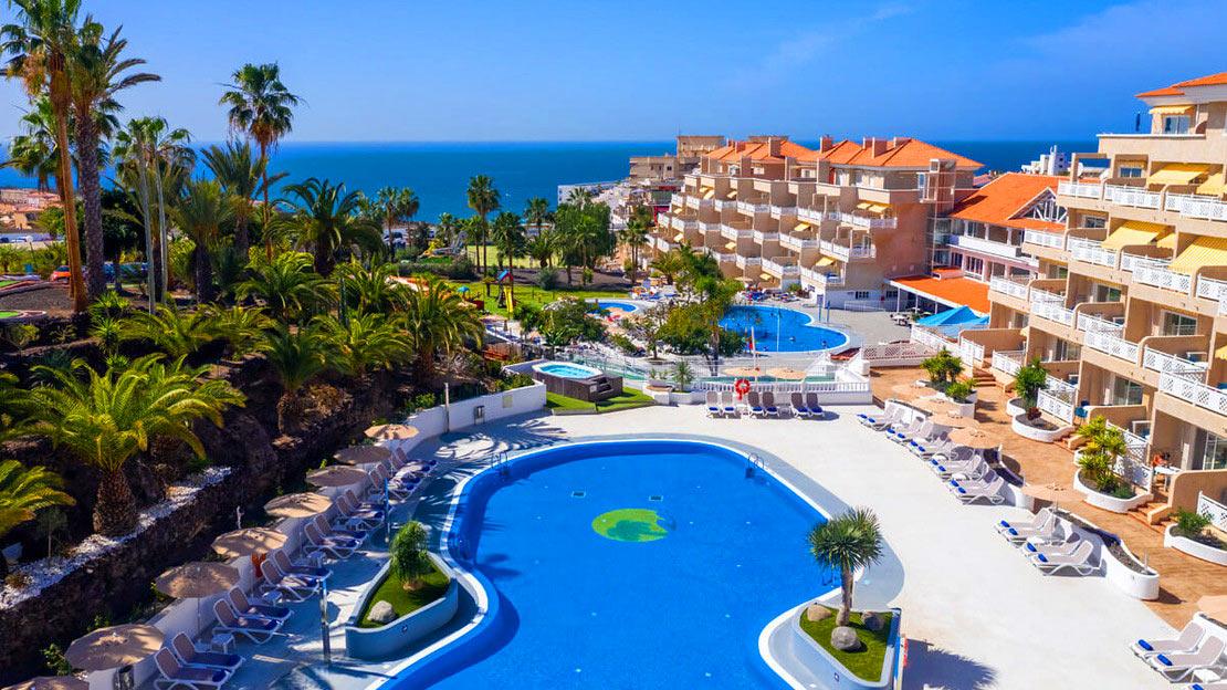 Hotel Tropical Park - Tenerife