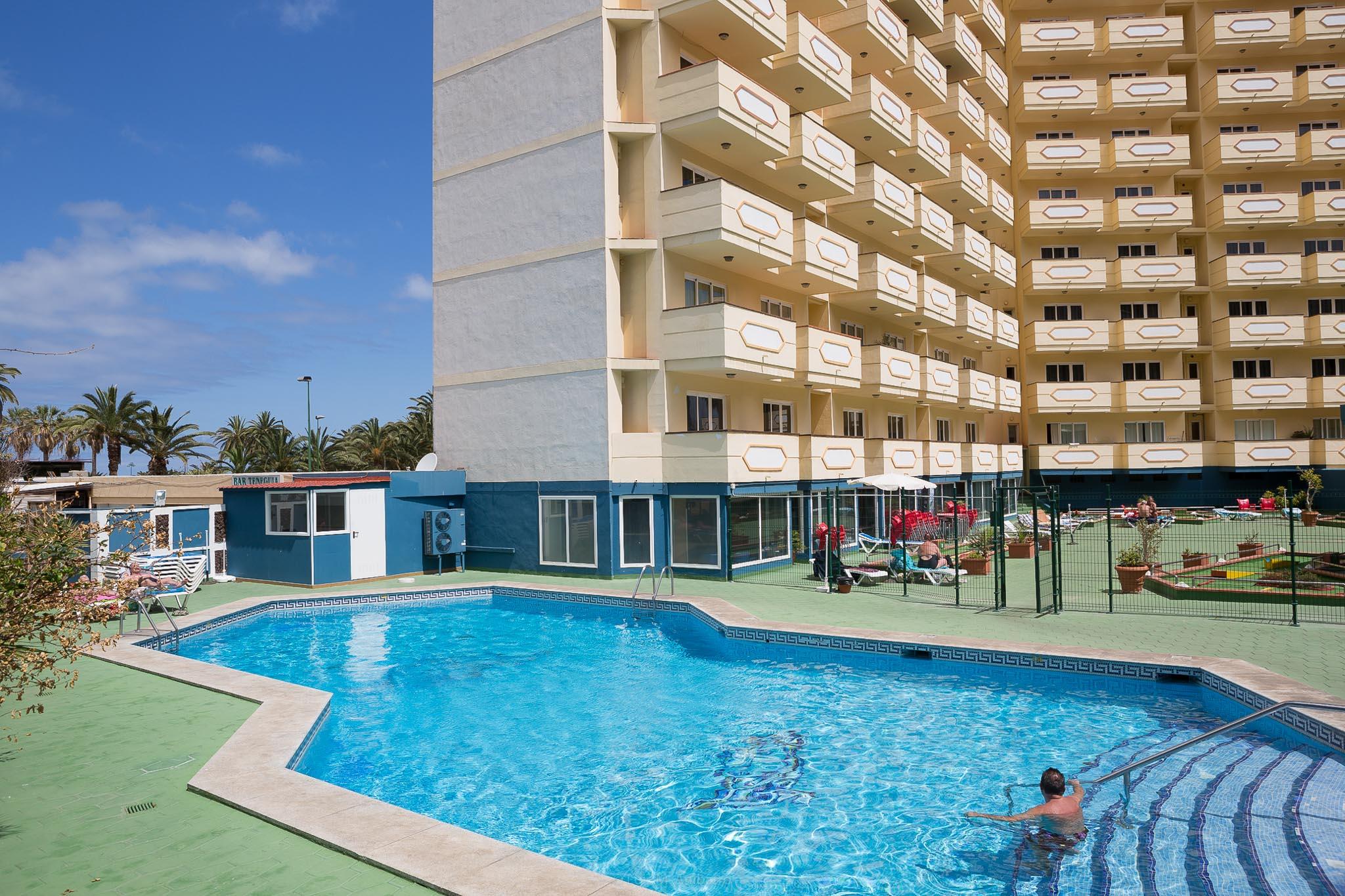 Apartmentos Teneguia - Tenerife