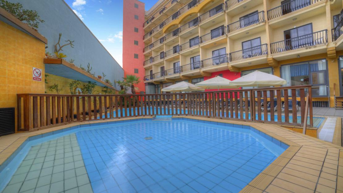 Bella Vista Hotel - Malta