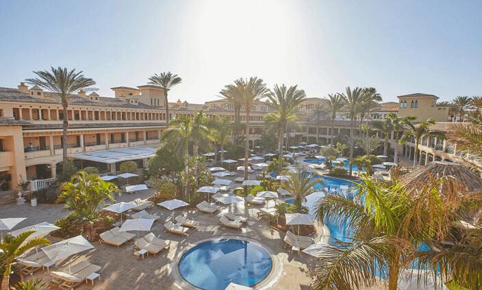 Secrets Bahía Real Resort & Spa