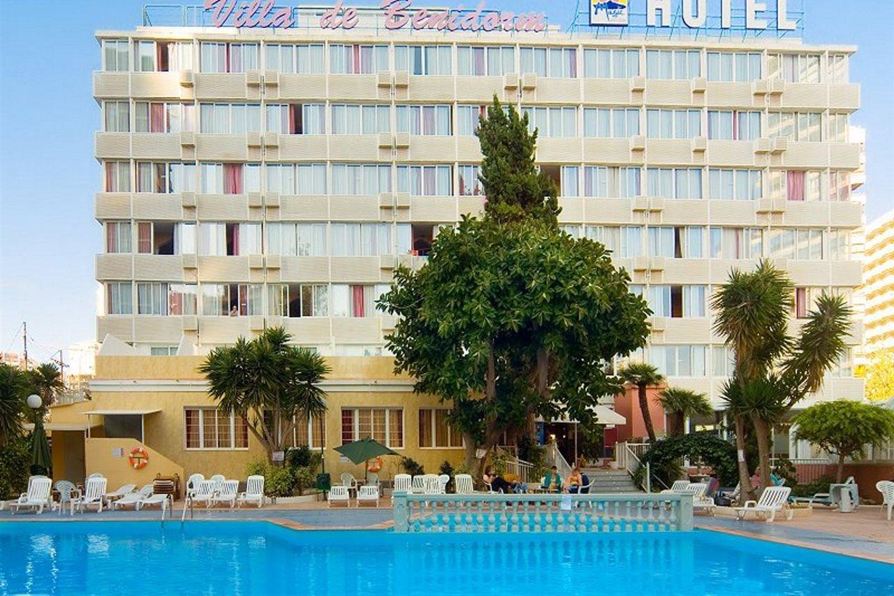 Magic Villa Benidorm Hotel - Spain