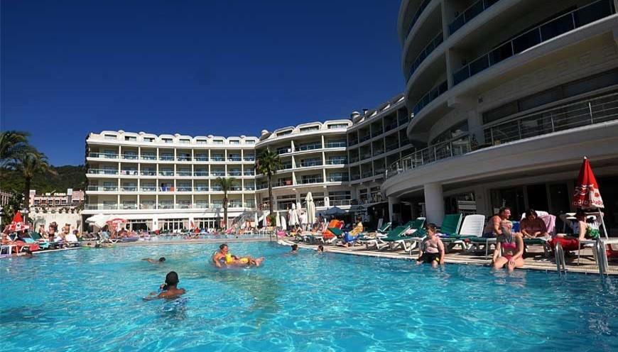 Pineta Park Deluxe Hotel - Turkey