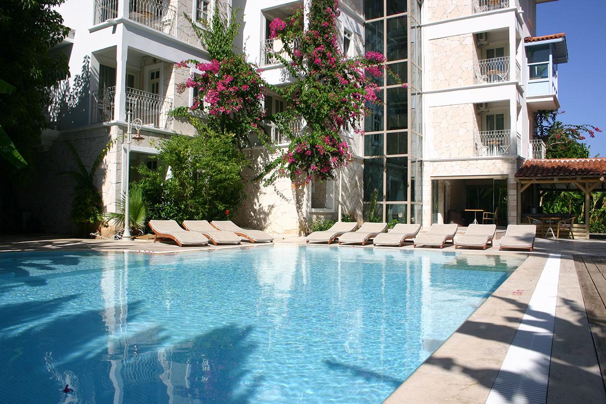Petunya Konak Boutique Hotel - Turkey