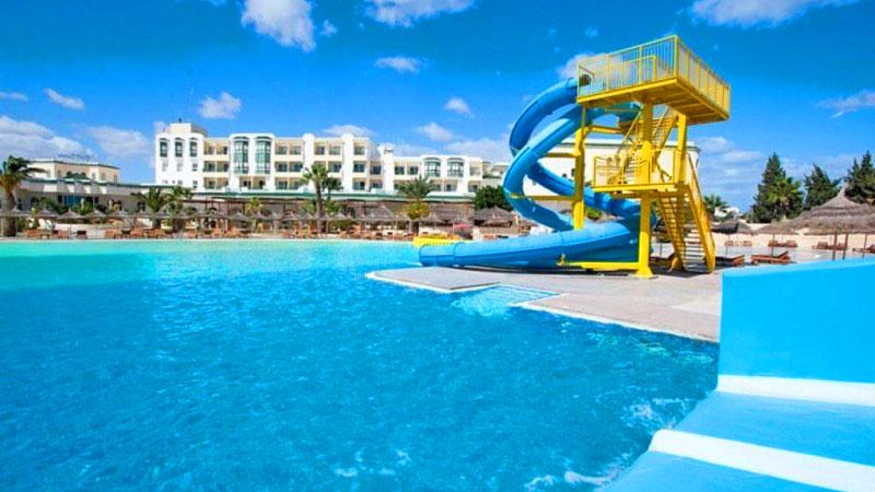 Palmyra Aquapark Kantaoui - Tunisia