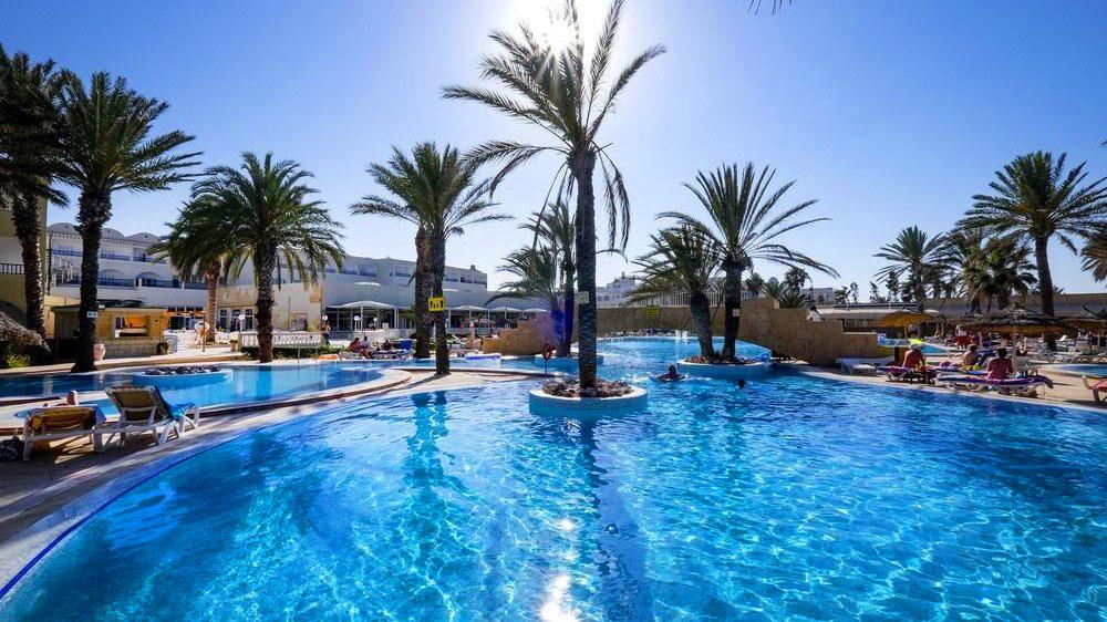 Houda Golf Beach & Aquapark - Tunisia
