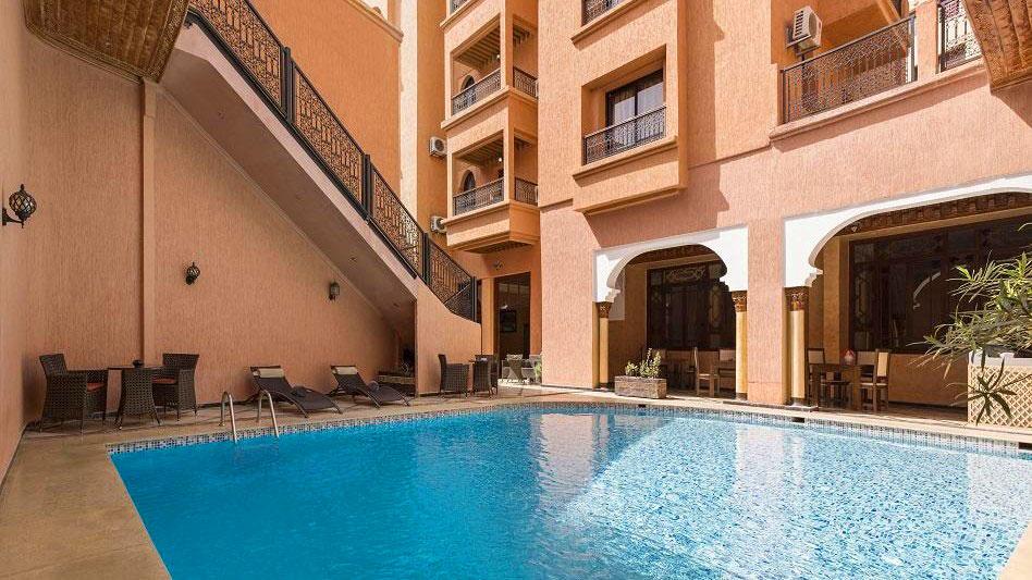 Marrakech House - Morocco