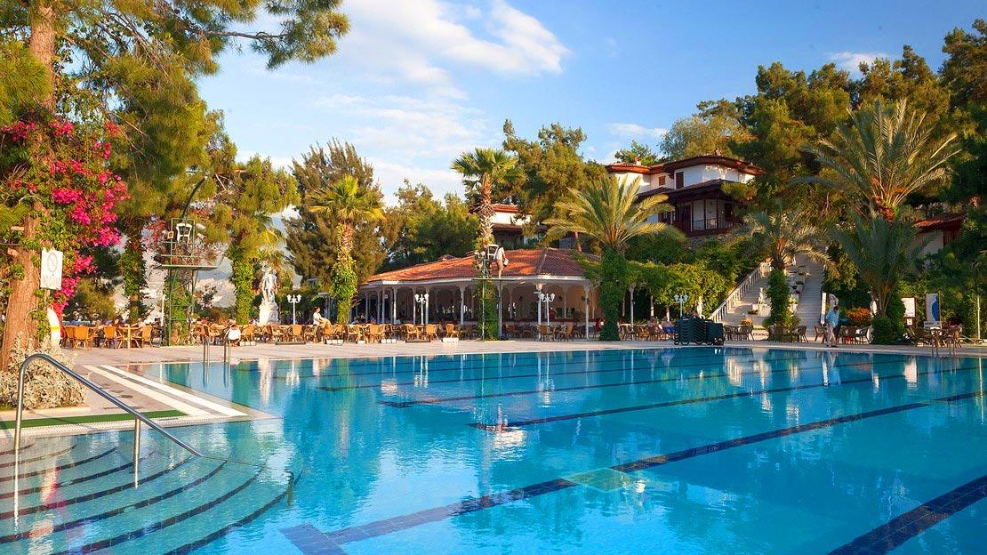 Club & Hotel Letoonia - Turkey