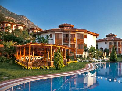Montana Pine Resort Hotel & Spa - Oludeniz