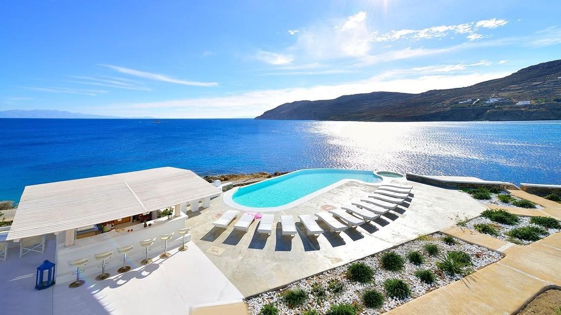 Pantheon Luxury Suites - Mykonos