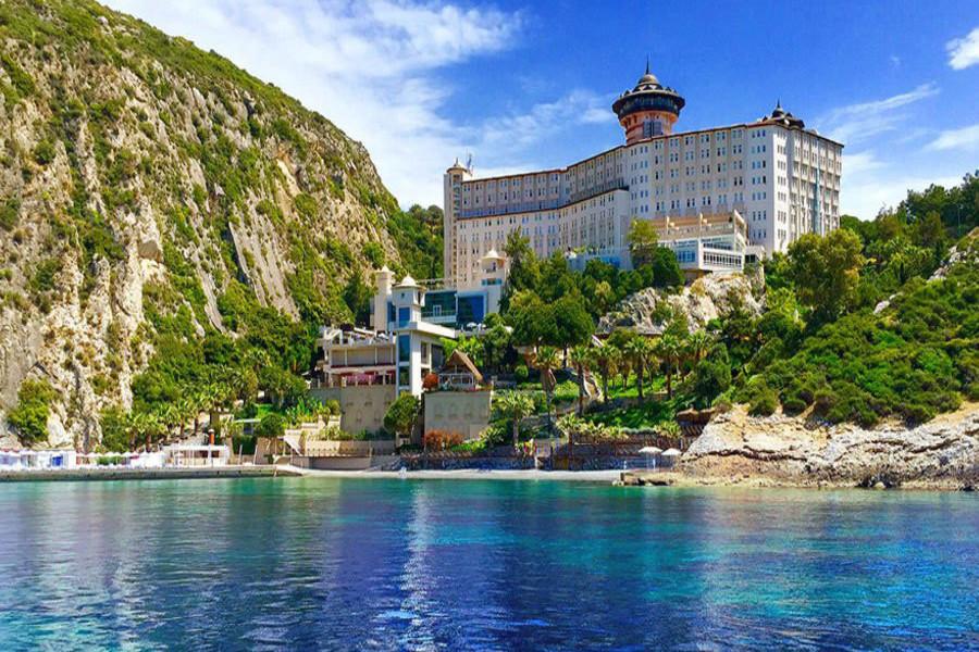 Ladonia Hotels Adakule - Kusadasi
