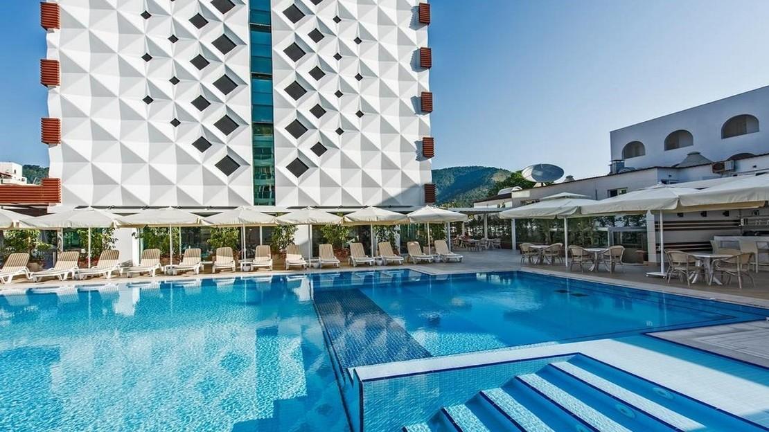 Elite World Marmaris Hotel - Turkey