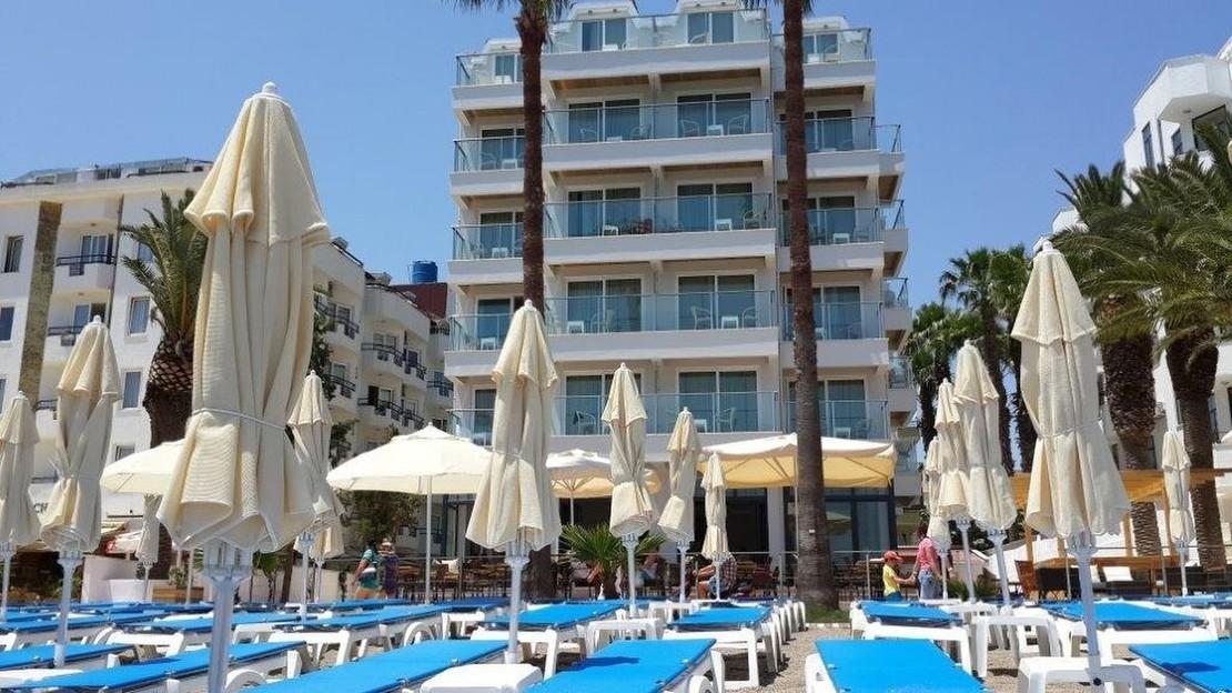 Begonville Beach Hotel - Marmaris