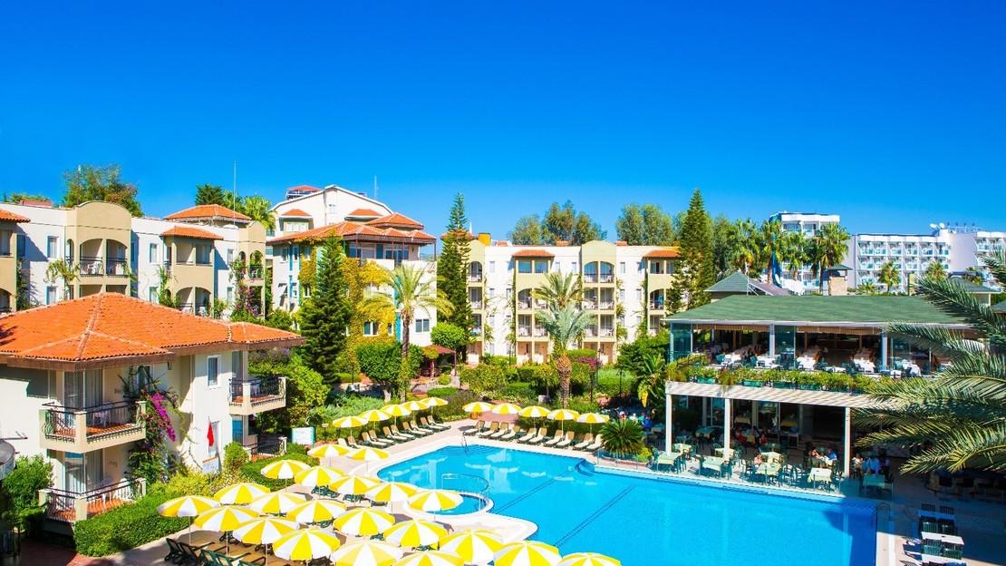 Gardenia Beach Hotel - Turkey
