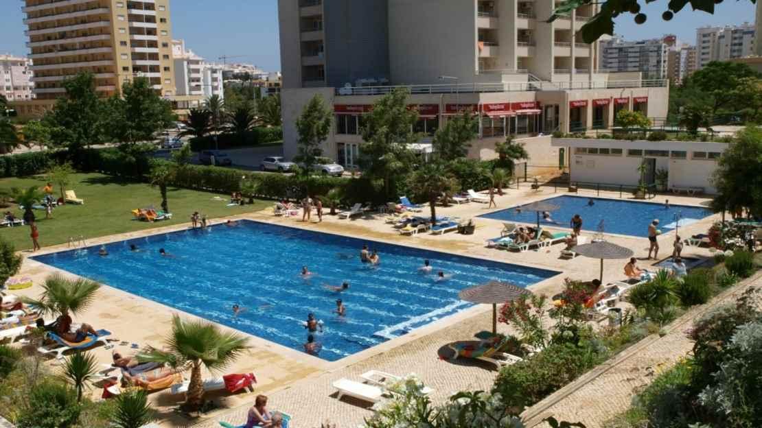Apartamentos Jardins da Rocha - Portugal