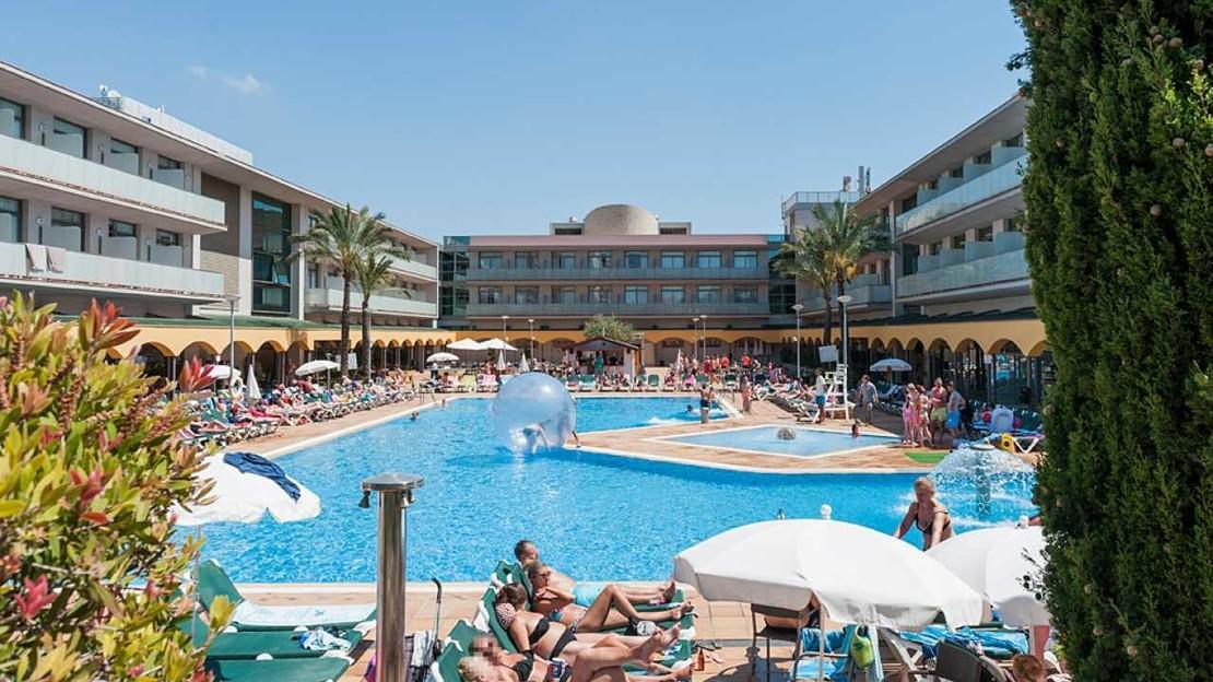 Mediterraneo Hotel - Benidorm