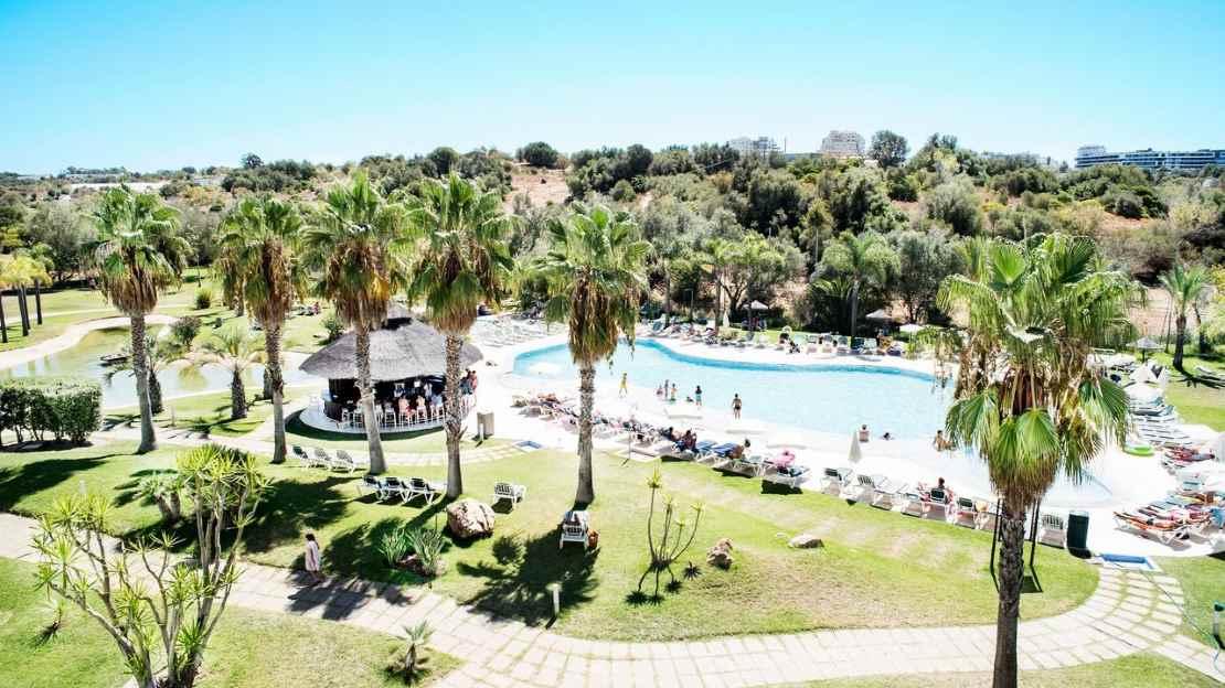 Yellow Alvor Garden - Algarve