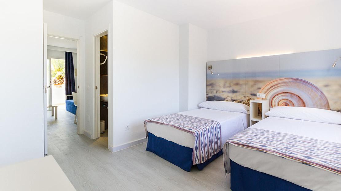 1-Bedroom Apartments