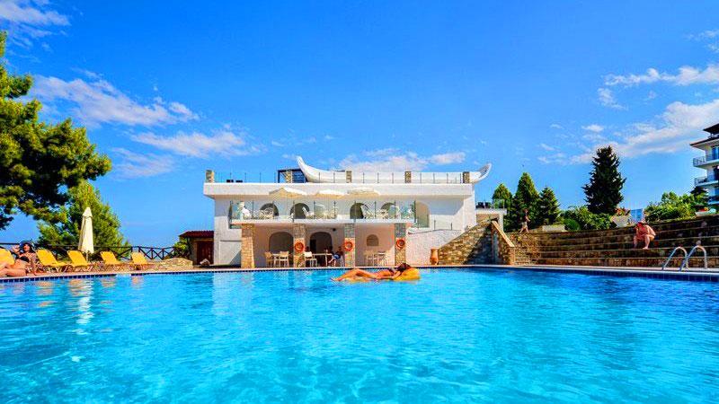 Alexander the Great Beach Hotel - Halkidiki