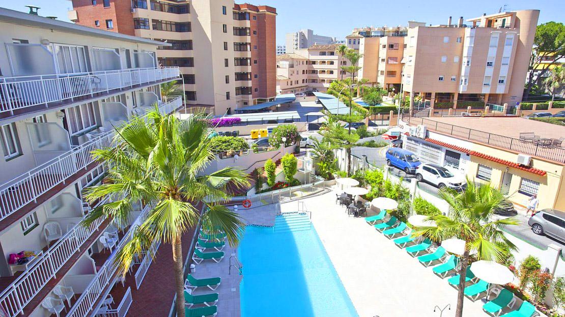 Ecuador Park Apartamentos - Costa Del Sol