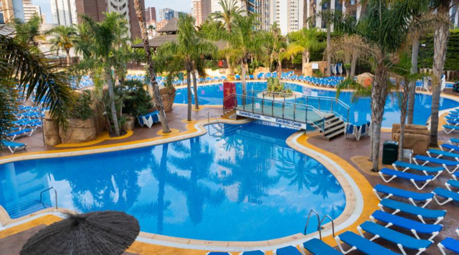 Hotel Flamingo Oasis - Benidorm