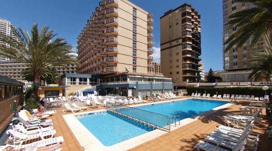 Medplaya Hotel Riudor - Benidorm