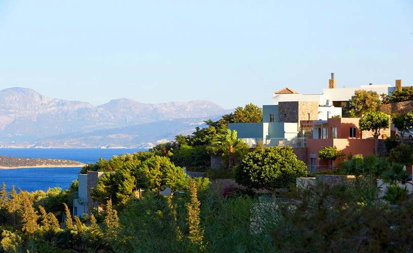 Pleiades Luxurious Villas - Crete