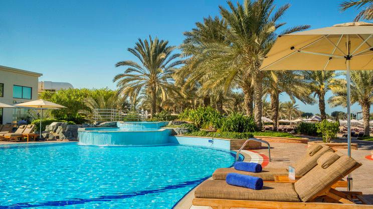 Radisson Blu Hotel and Resort Abu Dhabi Corniche - Abu Dhabi