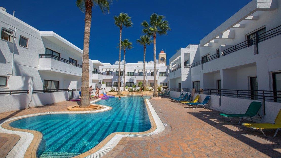 Anthea Hotel Apts - Cyprus