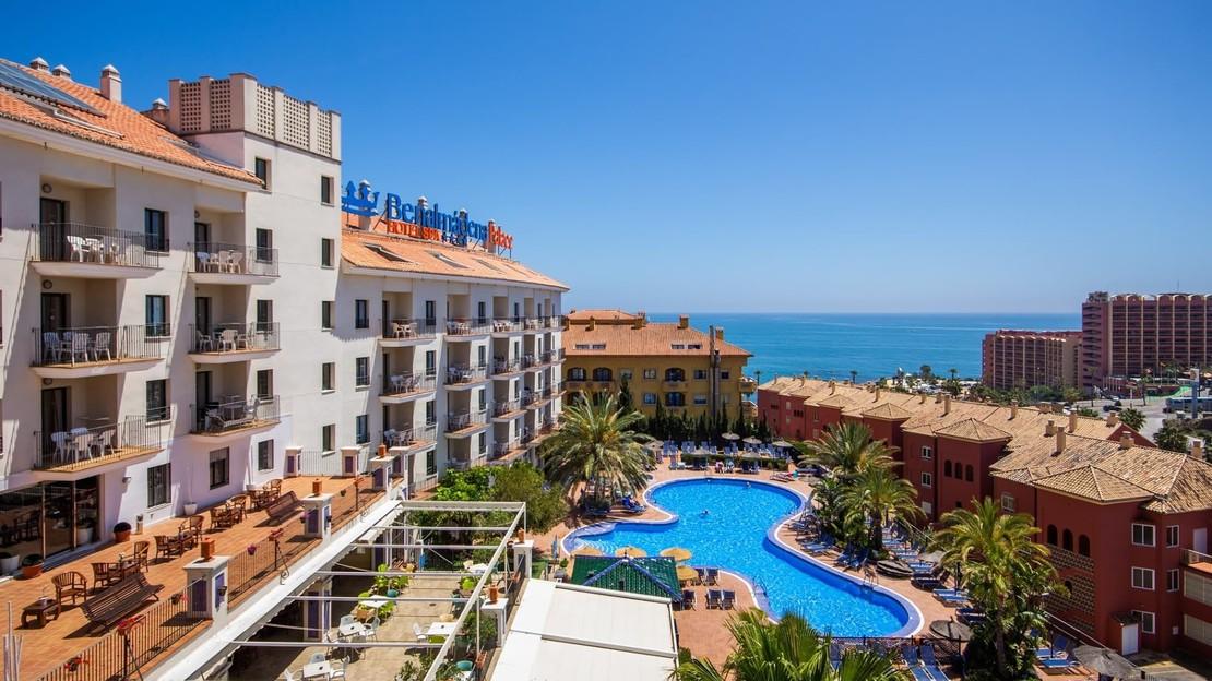 Hotel Spa Benalmadena Palace - Spain
