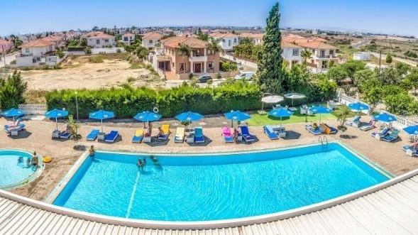 Sveltos Hotel, Cyprus