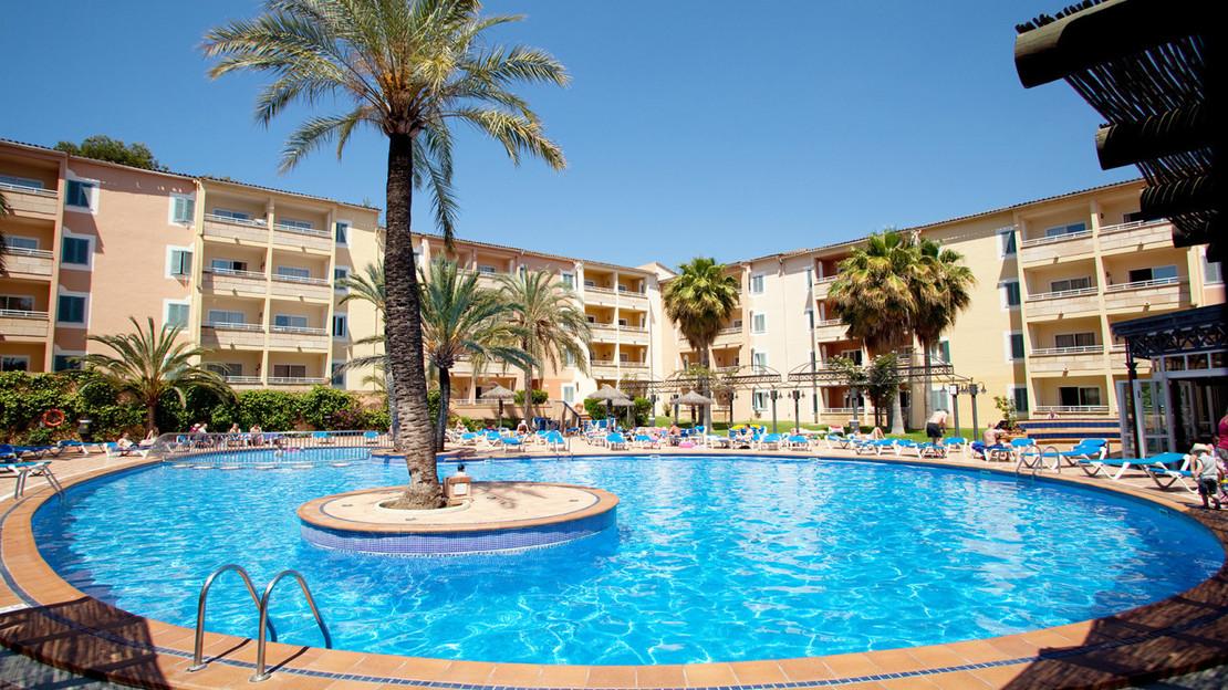 Aquasol Aparthotel - Majorca