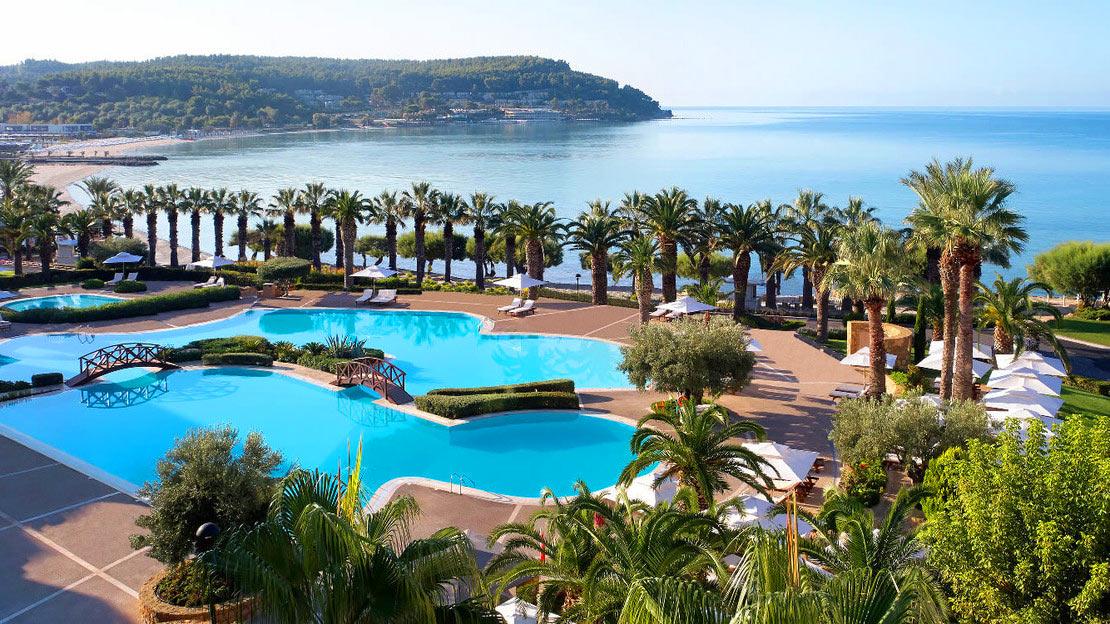 Sani Beach Resort - Halkidiki
