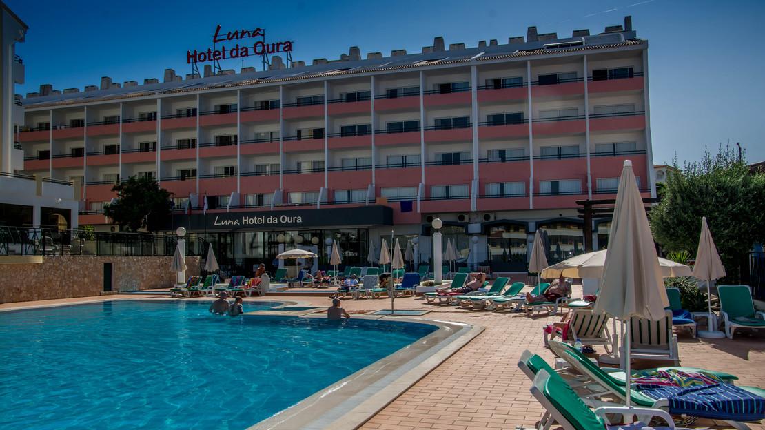 Luna Hotel da Oura - Algarve