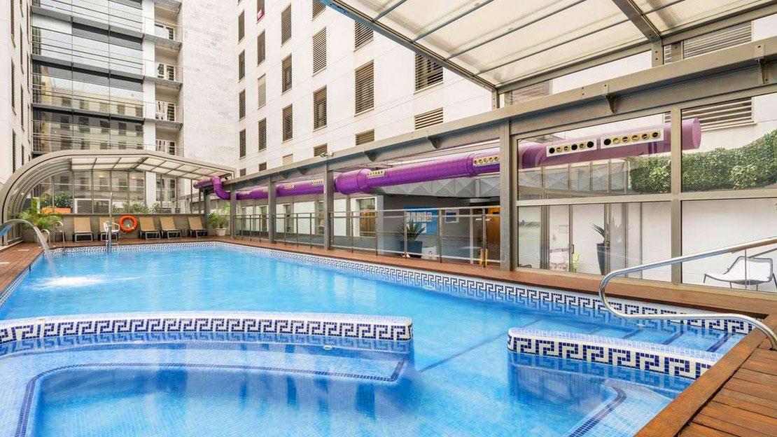 Hotel ILUNION Malaga - Costa del Sol