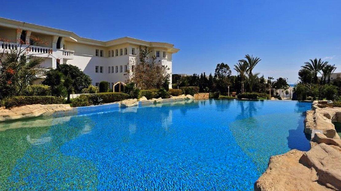 Medina Belisaire & Thalasso - Tunisia