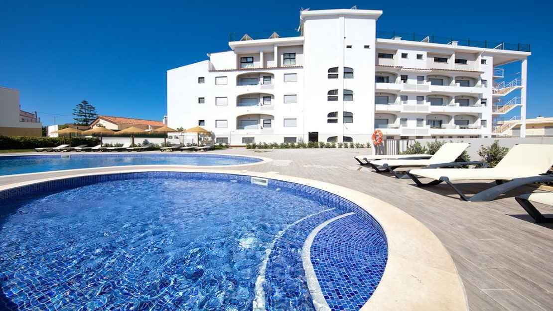 Aguahotels Alvor Jardim - Algarve