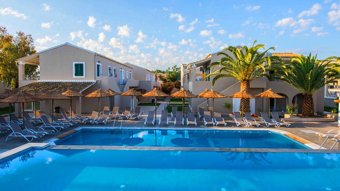 Amour Holiday Resort - Corfu