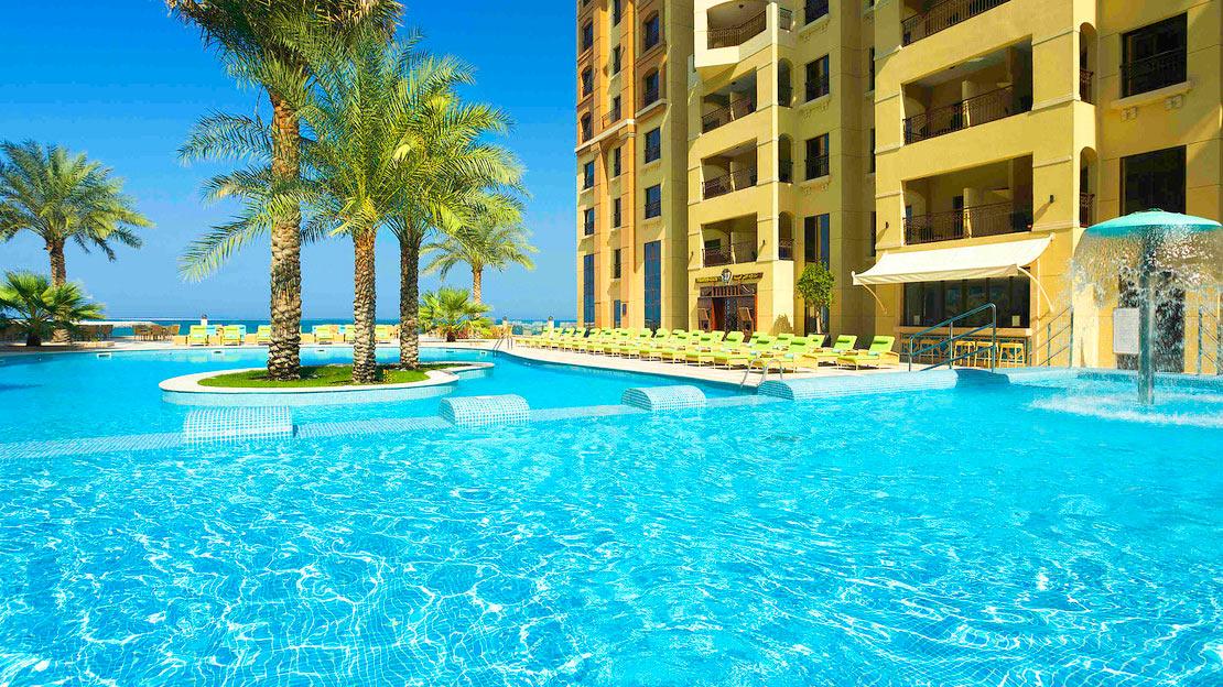 Marjan Island Resort and Spa - Ras Al Khaimah