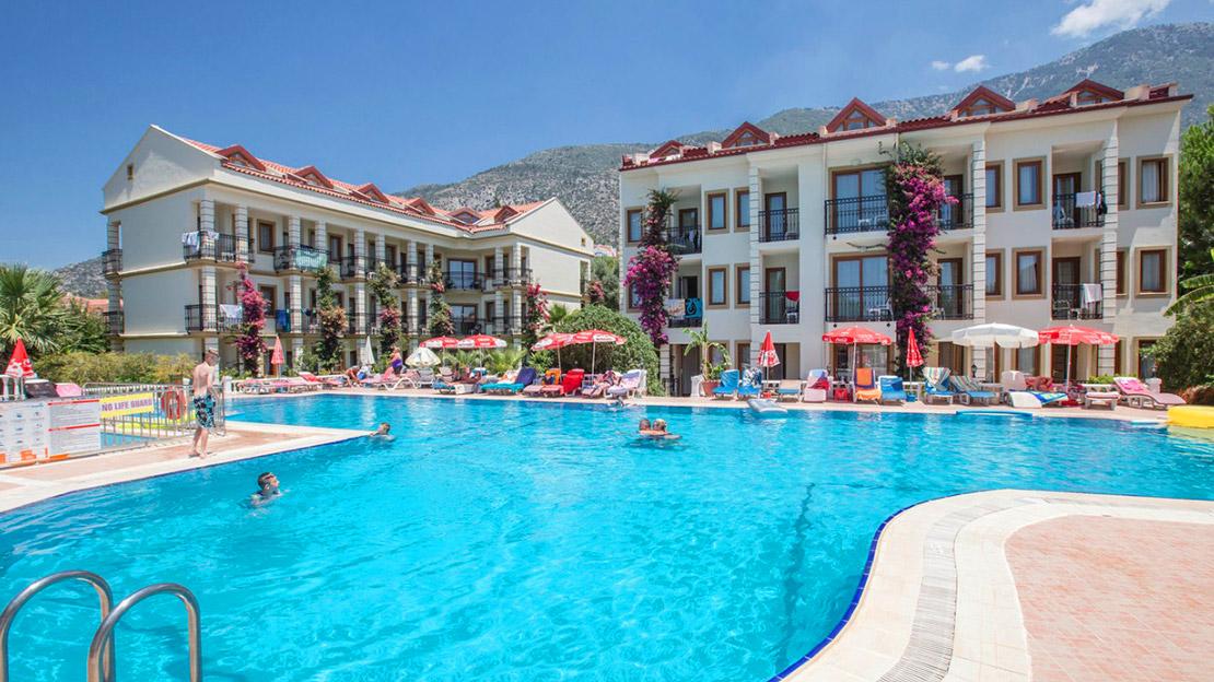 Hotel Leytur - Turkey