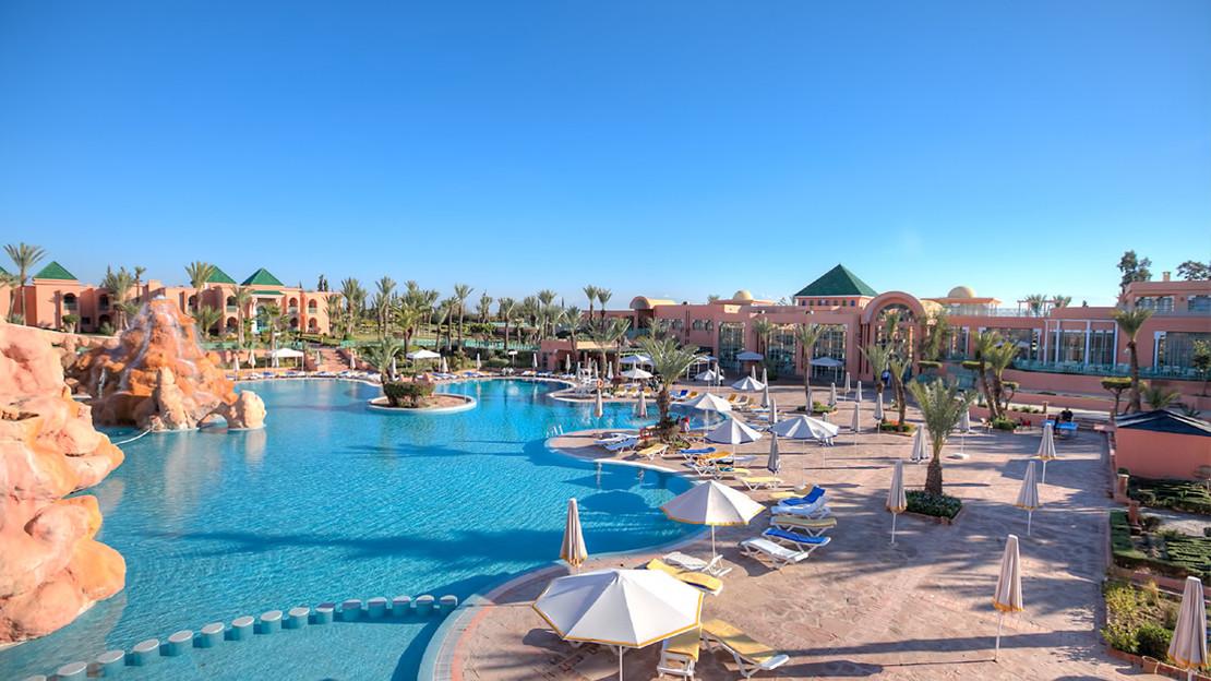 Hotel Marrakech La Sangho Privilege - Morocco