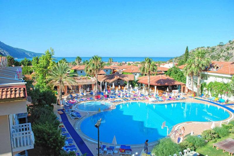 Turquoise Hotel - Turkey