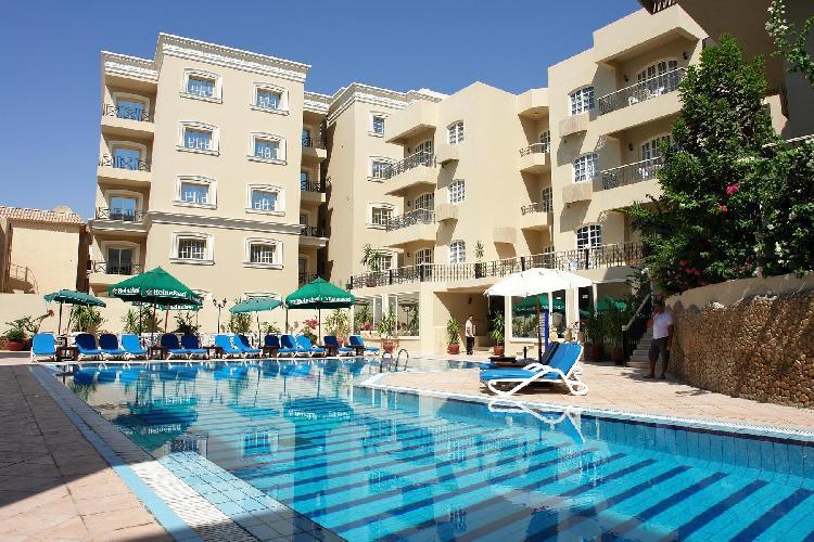 Elysees Dream Beach Hotel - Hurghada
