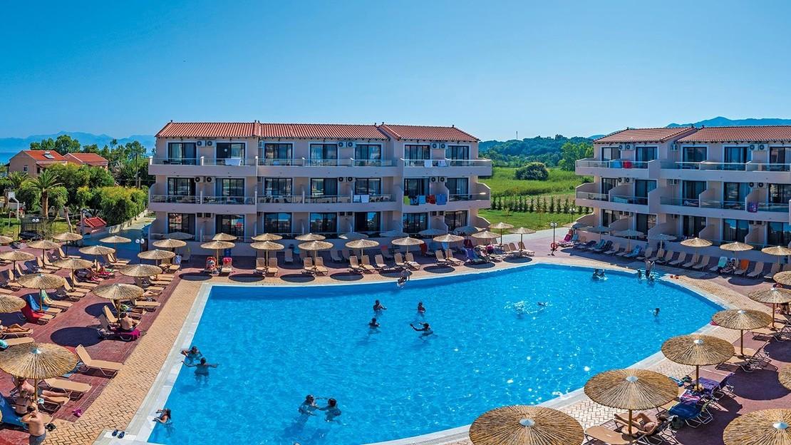 Angela Beach Hotel - Corfu