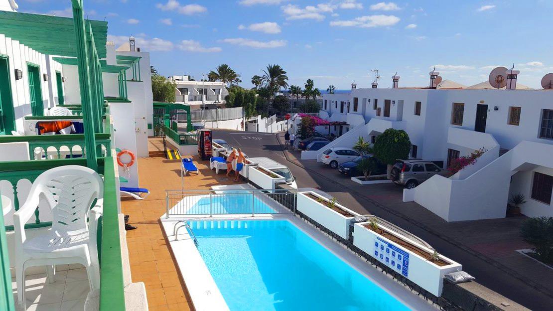 Europa Apartments - Lanzarote