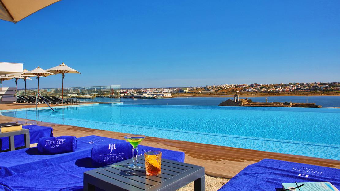 Jupiter Marina Hotel - Couples and Spa - Algarve