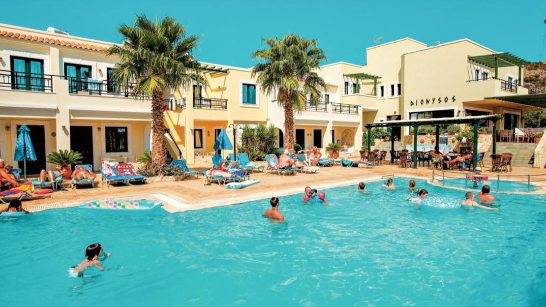 Dionysos Apartments & Studios - Crete