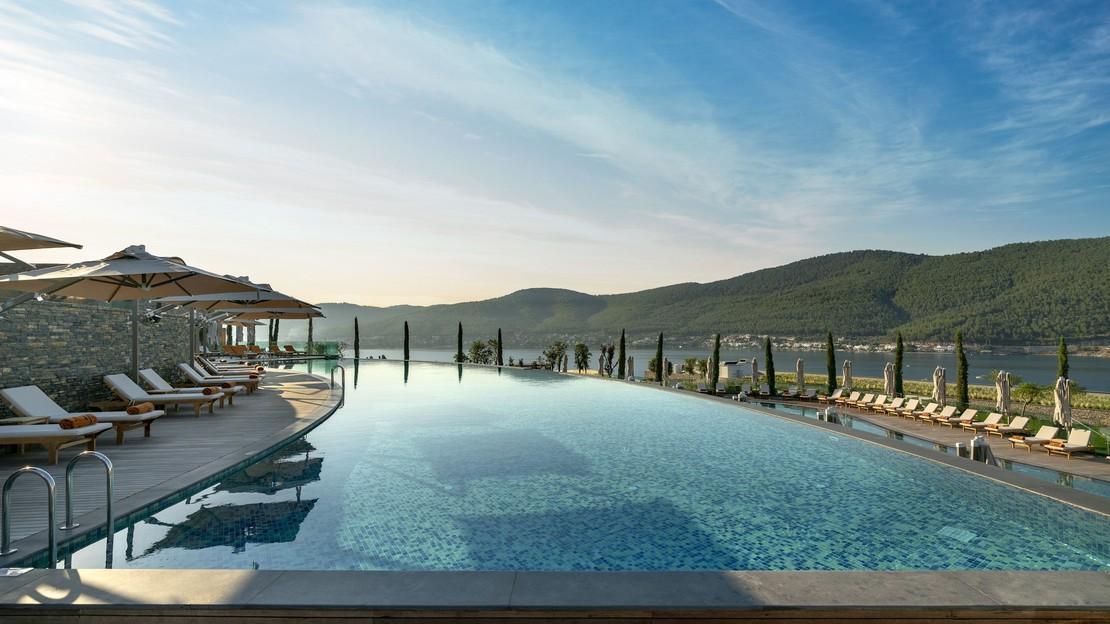Lujo Hotel Bodrum - Turkey