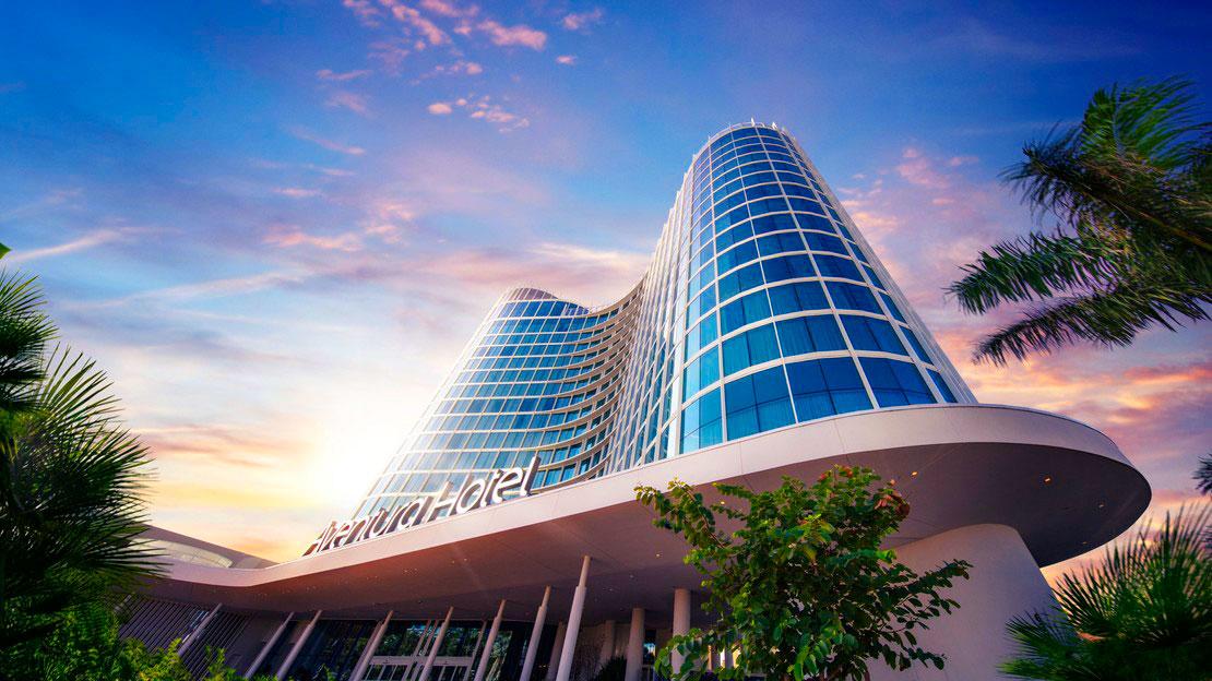 Universal's Aventura Hotel - Orlando